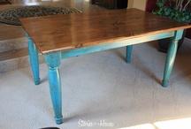 Furniture Upcycle DIY