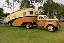 Campers / RV's / by Gregg Bryant