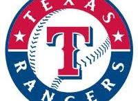 Texas Rangers / by Elvia Valenzuela