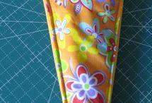 Fabric Scissor Holder