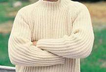 Swetters / Aran sweater