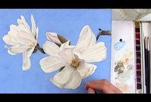 realistic florals
