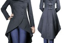 Fabulous coats / by Elizabeth Start