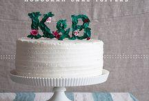 Cake Topper / by Michelle Tedjakusuma