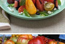 Salads / by Sue Ackerman
