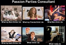 passion parties by Sandra / by Sandra Burrows