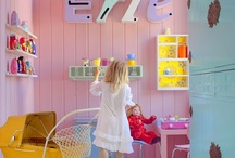 Kids Rooms / Kids Rooms, Play Areas, Nurseries, Bright, Colorful, A Space To Grow / by Gretchen Hubbard