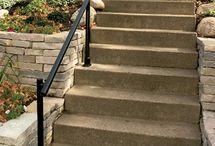 hill ct handrail
