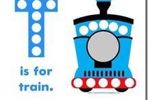 trains / all things trains