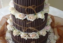 Cakes / by Pam Aldrich-Clemens