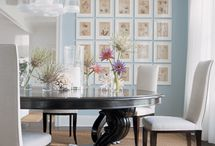 dinning room. / by Shauna Marie