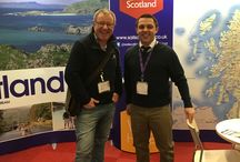 Boat Shows / Promoting Scotland at Boat Shows across the UK and International Markets