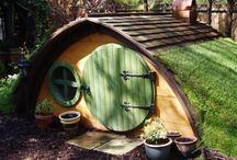 Garden - Hobbit House