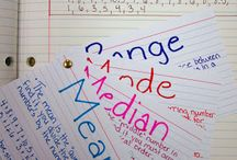 Math ideas... Just in case! / by Terri Conner