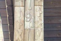 Vikinge tema / Byggeprojekter med vikinge tema
