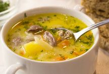 Супы и похлёбки