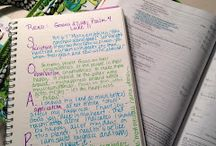 Spiritual Growth / Information on studying the Bible and drawing closer to God