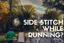 Running injuries / running, run, runner, women's running, mother runner, running injury, shin splints, common running injuries, knee pain