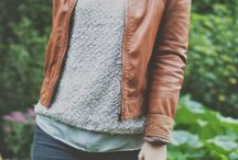 Leather, Bag and Jacket / Update your fashion and happy pinning!!¡¡