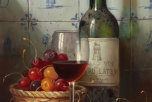 Wine and eats / by Julie Swartwout