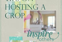crop event / Scrapbooking/card making fundraising event.