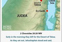 Israel and Bible Verses