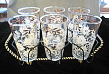 Retro Glassware / This board contains vintage glassware items that are for sale at my on-line store, More Than McCoy. Stop in to see over 5,000 unique antiques and quality collectibles! / by More Than McCoy