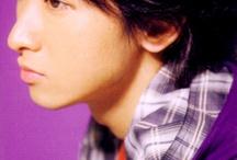 大野さん横顔
