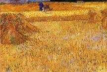 Vincent van Gogh印象派