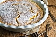 Pudding, crisps, and cobblers  / by Melodie Lyman