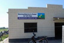 Municipalidad de Tafi Viejo / by Lomas de Tafi en la web