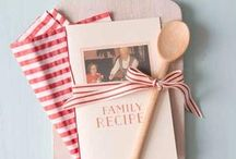 Recipe Books DIY