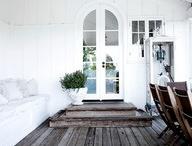 Veranda/golv