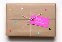 Pretty Packages / Gift giving just got prettier!