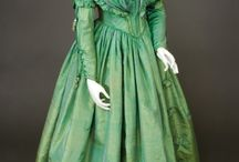 Historical: Fashion 1840's