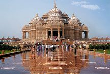 Incredible India / Ideas for travel through India. Places to visit... things to do...