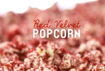 food : popcorn