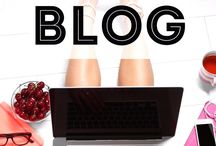 Blog Happens / Blogging