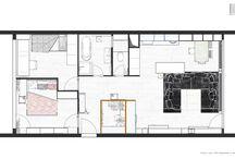 Panelák / Návrhy interiérů, interior design, 3D vizualizace, interiéry, Návrh panelového bytu http://www.interiorstudio.cz/