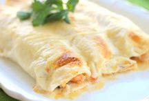 Mexican food / by Elaine Igo