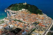 San Sebastian / San Sebastian, the Pearl of the Basque Coastline.