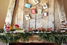 Christmas/winter / by Heather Ricarte