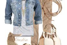 Oblečení inspirace