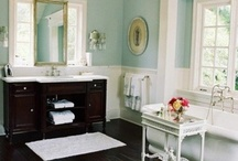 Bathroom Inspirations / by Pine Cones and Acorns Blog