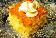 Desserts / by Marsha Heffner