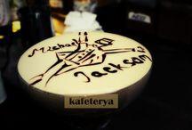 Latte art personalities