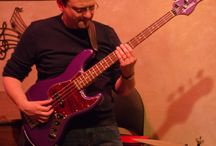 Cool Bassists / A sampling of cool bass players that I've had the chance to meet & interview or hope to.