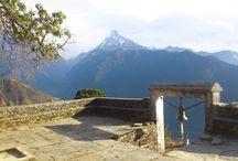 Ghandrungness / #trekking #Gurung #village #Ghandruk #Ghandrung