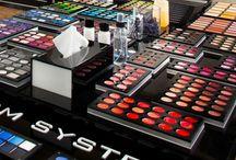 Make-up store