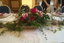 My rustic wedding / Foresten bride